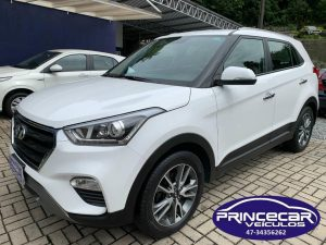 Foto numero 0 do veiculo Hyundai Creta 2.0 PRESTIGE AUTOMÁTICO - Branca - 2018/2018