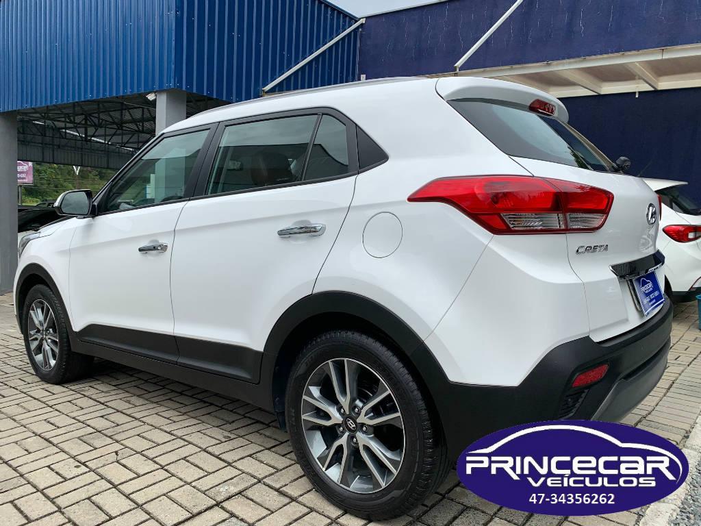Hyundai Creta 2.0 PRESTIGE AUTOMÁTICO  2018
