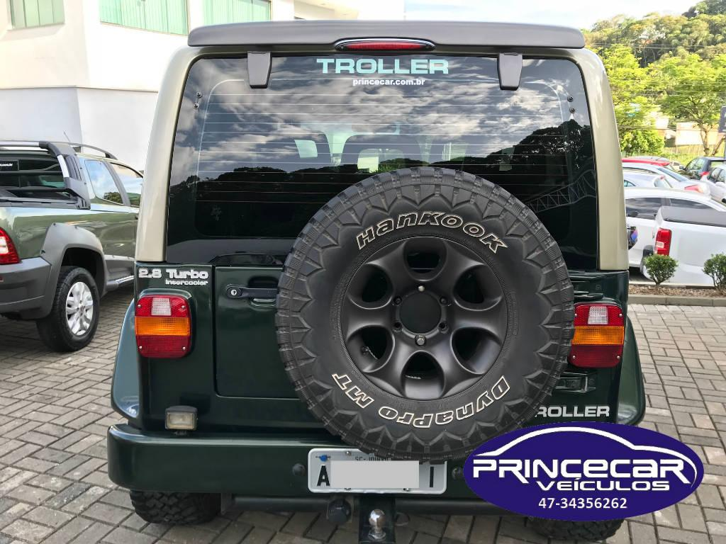 Troller T4 2.8 Turbo 4x4 2005