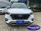 Foto numero 2 do veiculo Hyundai Creta 2.0 PRESTIGE AUTOMÁTICO - Branca - 2018/2018