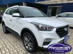 Foto numero 3 do veiculo Hyundai Creta 2.0 PRESTIGE AUTOMÁTICO - Branca - 2018/2018