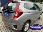 Foto numero 9 do veiculo Honda Fit 1.5 LX AUTOMÁTICO - Cinza - 2015/2016