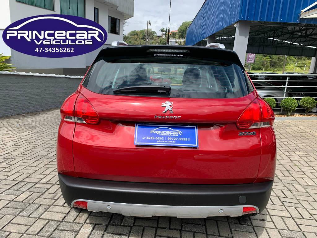Peugeot 2008 1.6 ALLURE 2018