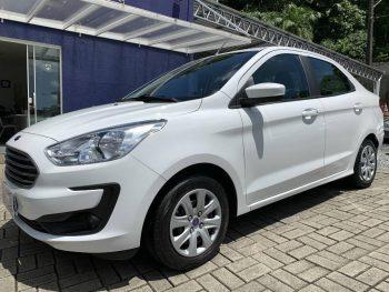 Foto numero 0 do veiculo Ford KA 1.5 SE SEDAN - Branca - 2018/2019