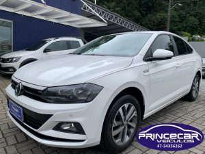 Foto numero 0 do veiculo Volkswagen Virtus 1.0 200 TSI COMFORTLINE AUTOMÁTICO - Branca - 2019/2020