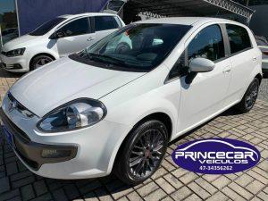 Foto numero 0 do veiculo Fiat Punto 1.6 ESSENCE - Branca - 2013/2013
