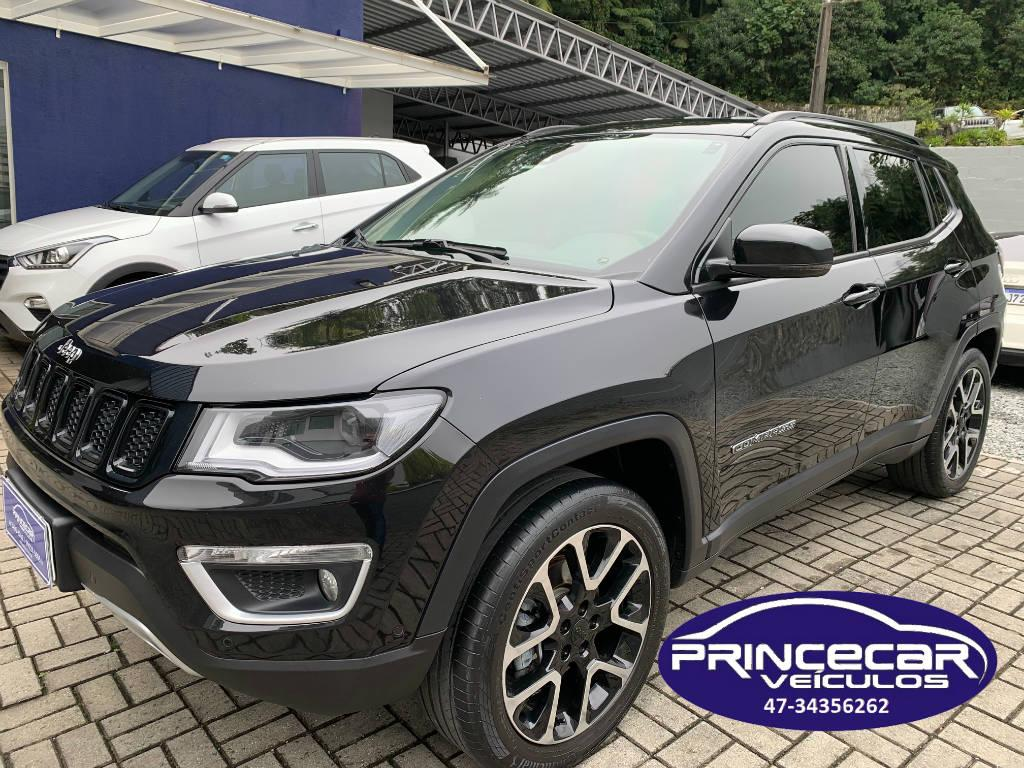 Jeep Compass 2.0 4X4 LIMITED 2018