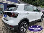 Foto numero 10 do veiculo Volkswagen T-Cross 1.0 200 TSI Comfortline Automático - Branca - 2020/2021