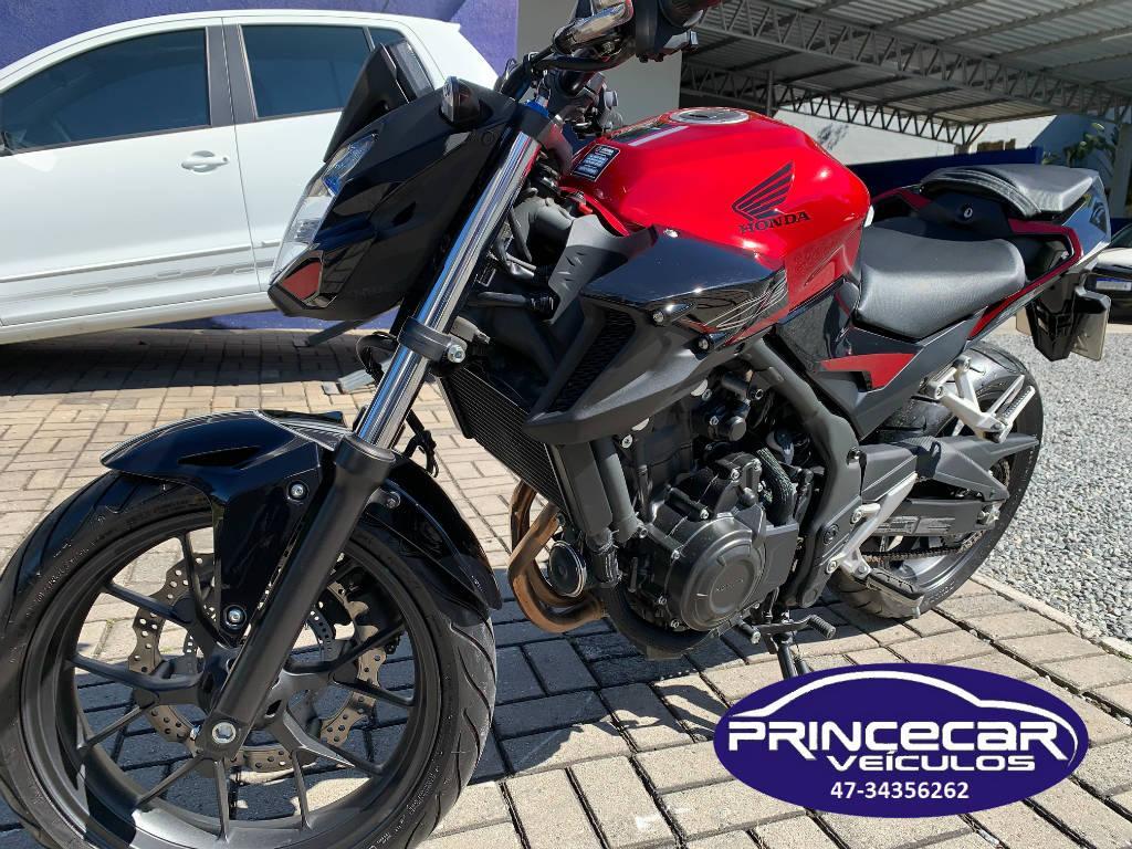 Honda CB 500 F ABS 2020