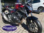 Foto numero 3 do veiculo Honda CB 500 F - Vermelha - 2020/2020